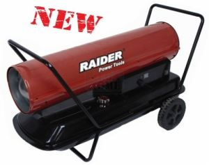 Калорифер нафтов Raider RD-DSH50 50 kW