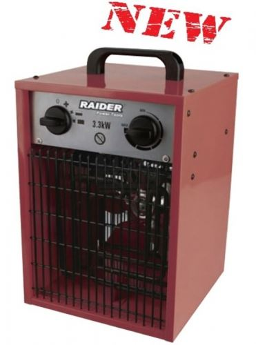 Електрически калорифер Raider RD-EFH3.3 3.3 kW