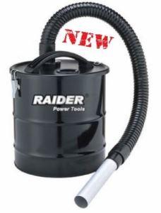 Контейнер метален с HEPA филтър за прахосмукачка Raider