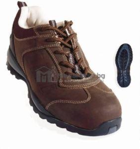 Koжени предпазни обувки ALTAITE Coverguard