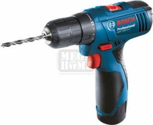 Акумулаторен винтоверт Bosch GSR 1080-2-LI Professional