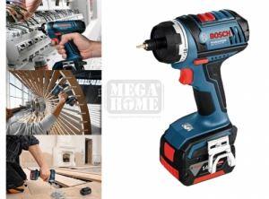 Акумулаторен винтоверт Bosch GSR 14,4 V-LI HX Set Professional
