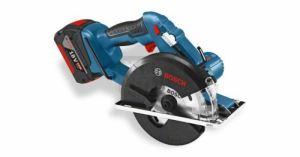 Акумулаторен циркуляр Bosch GKM 18 V-LI Professional