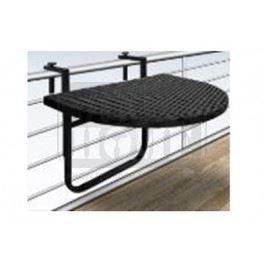 Маса сгъваема за балкон от стомана
