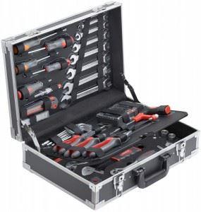 Многофункционална кутия с инструменти 116 части