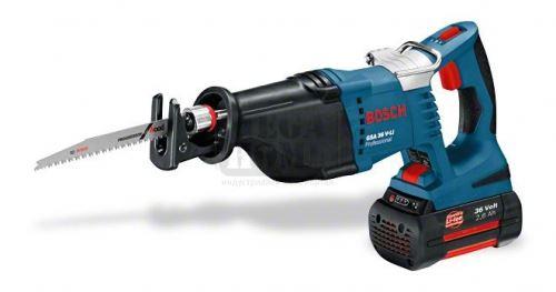 Акумулаторен саблен трион Bosch GSA 36 V-LI Professional
