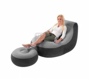 Надуваемо кресло с подложка Intex 99 х 130 х 76 см