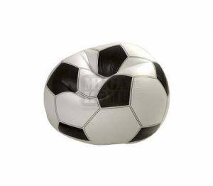 Ергономичен стол Футбол Intex 108 х 110 х 66 см