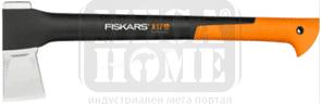 Брадва Fiskars за цепене на дърва