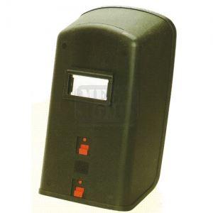 Щит с вътрешна дръжка за електродъгово заваряване