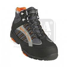 Обувки ударозащитни Coverguard HILLITE високи защита S1P