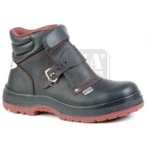 Обувки ударозащитни Coverguard CARES високи защита S2 / S3