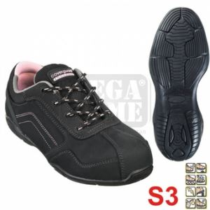Обувки ударозащитни Coverguard RUBIS дамски защита S3