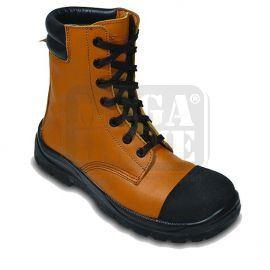Обувки ударозащитни Coverguard MAGNETITE високи защита S3 SRC