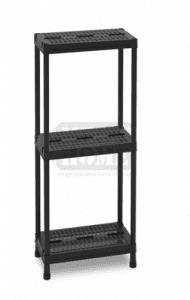 Стелаж PVC вентилиран рафт 3 х 26 кг