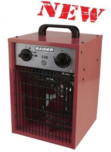 Електрически калорифер Raider RD-EFH05 5 kW