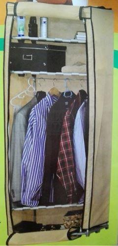 Сгъваем текстилен гардероб Perila 63002