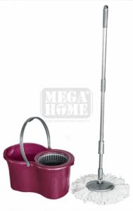 Комплект за почистване Planet Spin Mop Mini Up-627 14 л