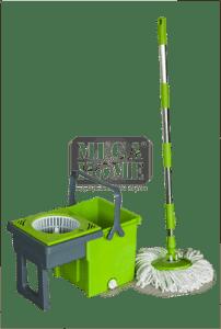 Комплект за почистване Planet Spin Mop Teleskopik Up-631