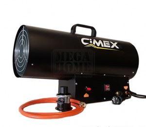 Газов калорифер Cimex LPG30 30 kW