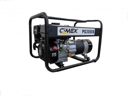 Монофазен генератор Cimex PG3000 2.8 kW