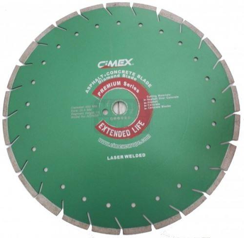 Диамантен диск Cimex ACP за асфалт и бетон 300 - 450 мм