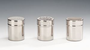 Метална пудриера Ø 7 х 9 см AN 04-2032