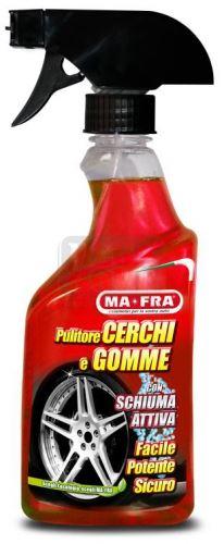 Препарат за почистване на джанти и гуми Pulitore Cerchi e Gome