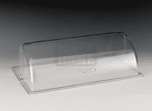 Ролтоп капак поликарбонат GN 1/1 34.5 x 54 см AN ZCP 213