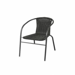 Стоманен плетен стол  53 x 62 x 73 см