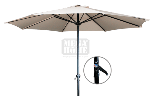 Градински чадър  2.5 м 8230 - B