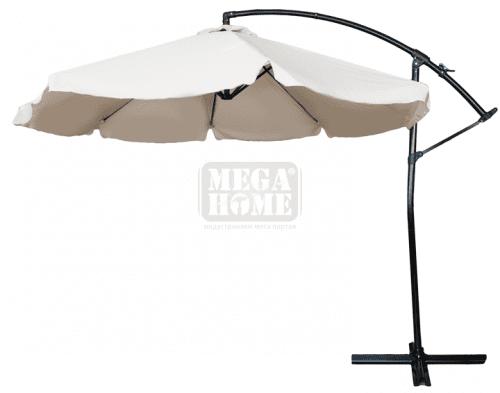 Градински чадър Камбана 3 м 8820 - B