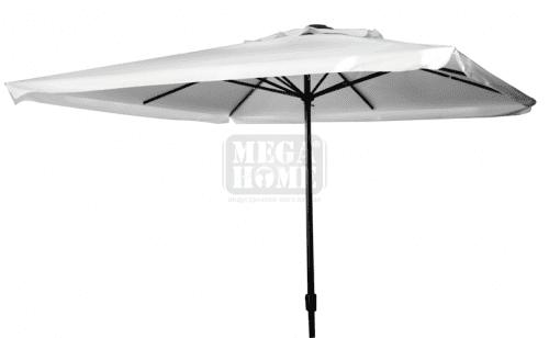 Градински чадър квадратен 3 x 3 м 8010 - Z
