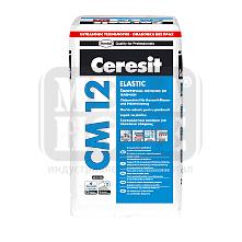 Еластично лепило за подове CM 12 Elastic Ceresit