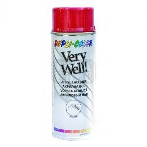 Бързосъхнеща акрилна боя спрей Very Well 6 бр х 400 мл