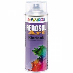 Спрей Aerosol Art безцветен лак 6 бр х 400 мл