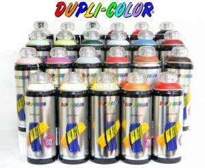 Спрей боя Dupli Color Platinum 6 бр х 400 мл