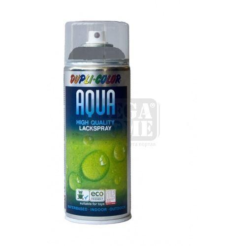 Спрей Dupli Color Aqua сив грунд 6 бр х 350 мл