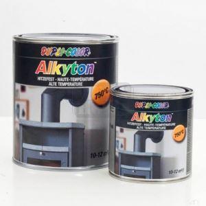 Високотемпературна боя Alkyton Dupli Color 6 бр х 250 - 750 мл