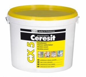 Бързосвързващ цимент CX 5 Ceresit