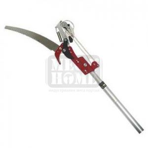 Ножица за клони с трион и алуминиева телескопична дръжка Herly