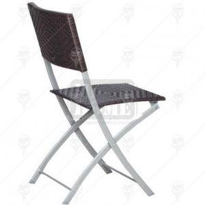 Сгъваем ратанов стол Herly