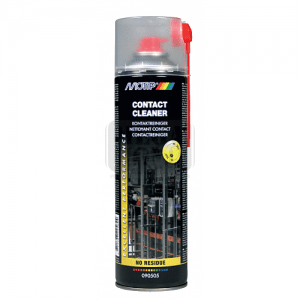 Спрей за почистване на електро контакти Motip Dupli 12 х 500 мл
