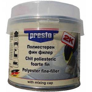 Полиестерен филер фин Presto Motip Dupli 6 бр х 250 г
