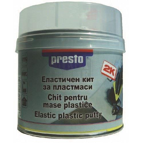 Еластичен кит за пластмаса Presto Motip Dupli 6 х 250 - 1000 г