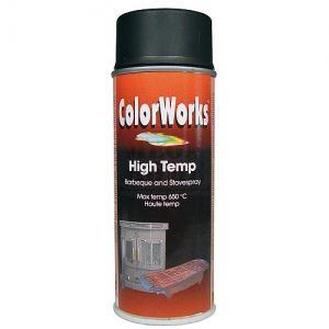Високотемпературен спрей Color Works Motip Dupli 6 бр х 400 мл