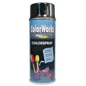 Ефект спрей злато, хром, мед Color Works Motip Dupli 6 х 400 мл