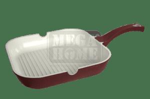 Грил тиган с керамично покритие GREENLINE GL-4119-2(Х) CN