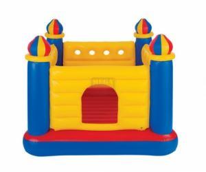 Детски трамплин Замък Intex 48259NP