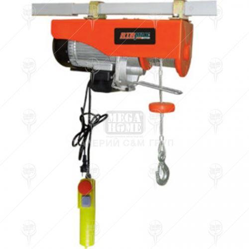 Лебедка RTR MAX 125 - 600 / 250 - 1200 кг 550 - 1800 W
